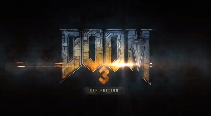 Bethesda y ID Software anuncian Doom 3 Big Fucking Gun Edition [Remasters FTW!]