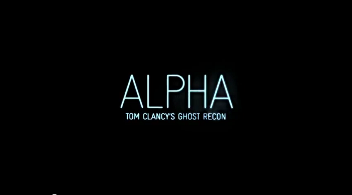 Ghost Recon Alpha - Cortomertraje Oficial