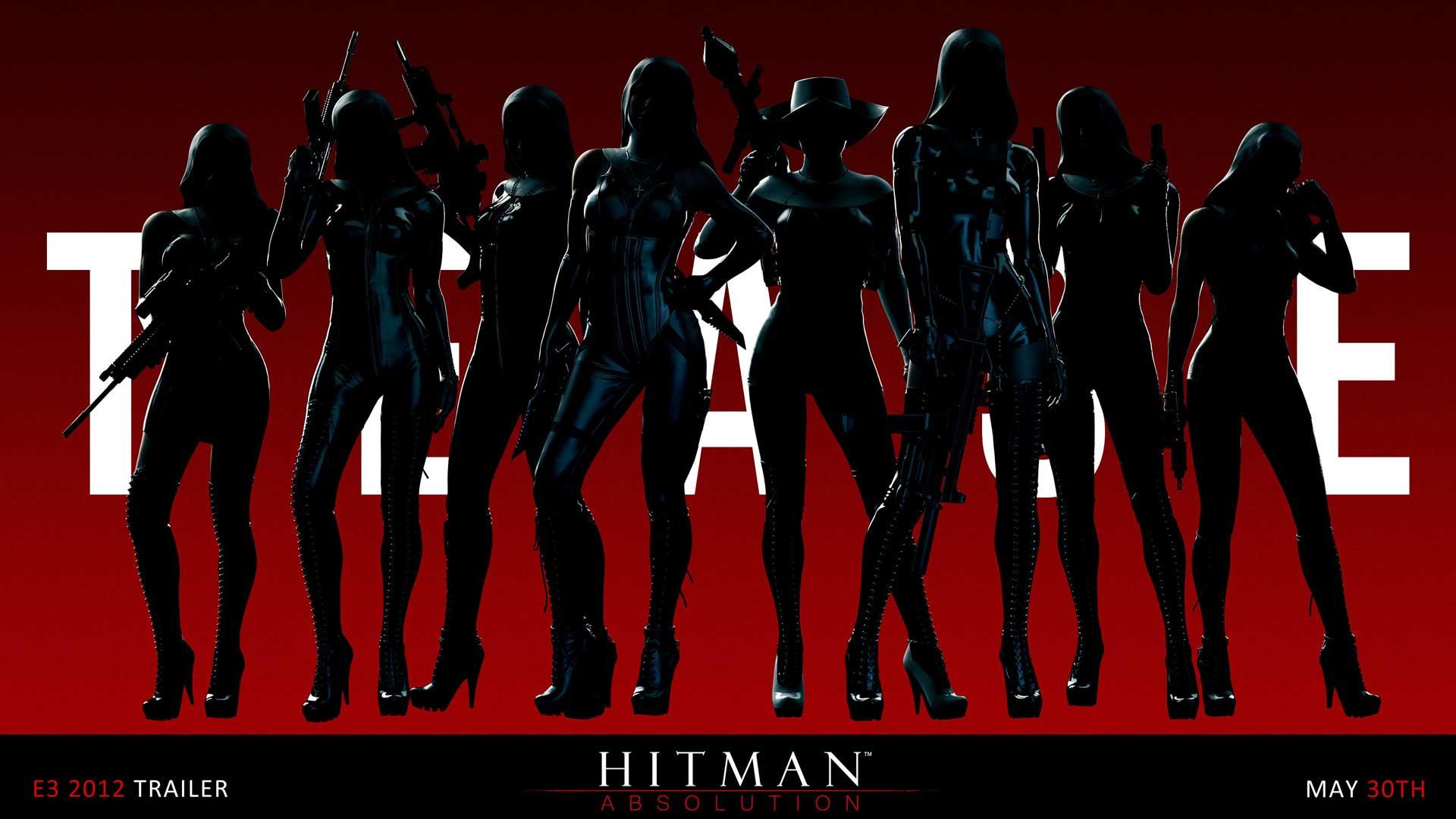 El Agente 47 se carga a una pandilla de monjas ricas en este trailer de Hitman: Absolution [Video #E3]
