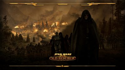 Star Wars: The Old Republic pierde 400,000 suscriptores.