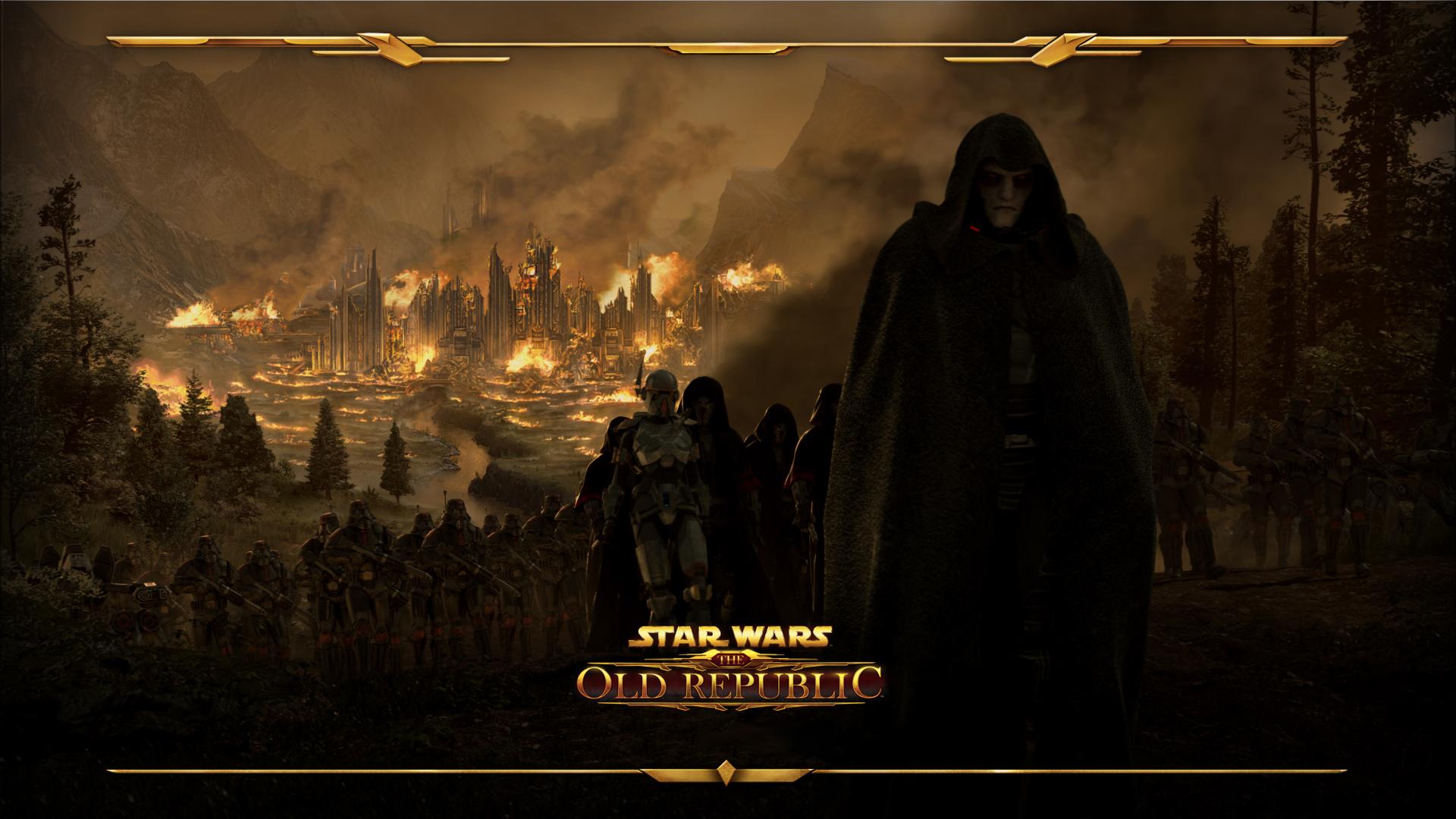 Star Wars: The Old Republic pierde 400,000 suscriptores.