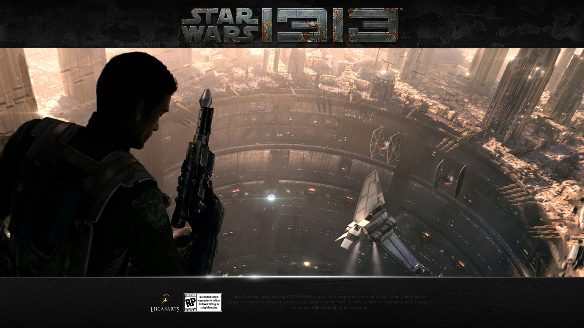 Algo de Star Wars 1313 [The Force is NOT Here] #E3