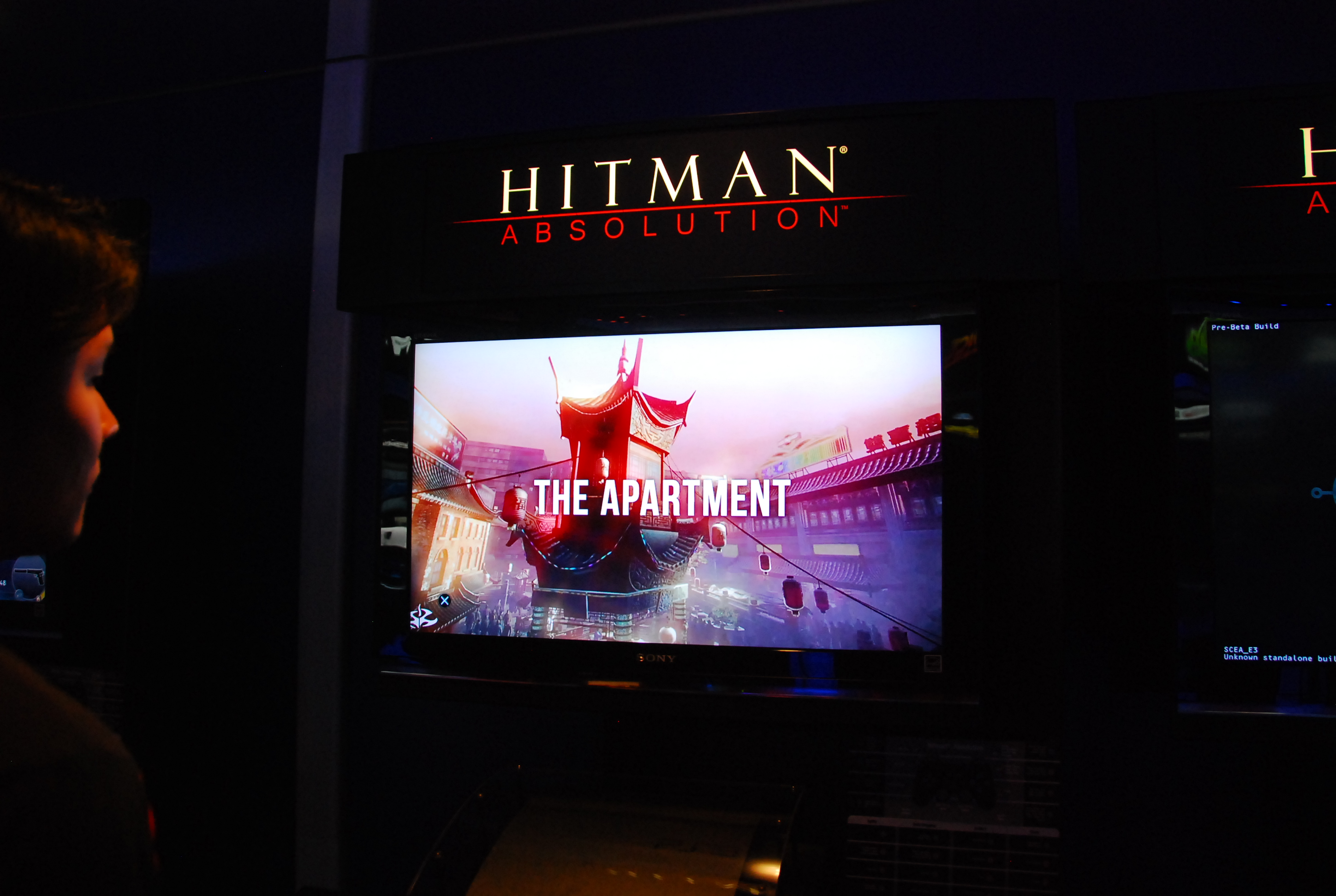 Sin Editar: ScreenCam Shots de Hitman: Absolution [Fotos] #E3
