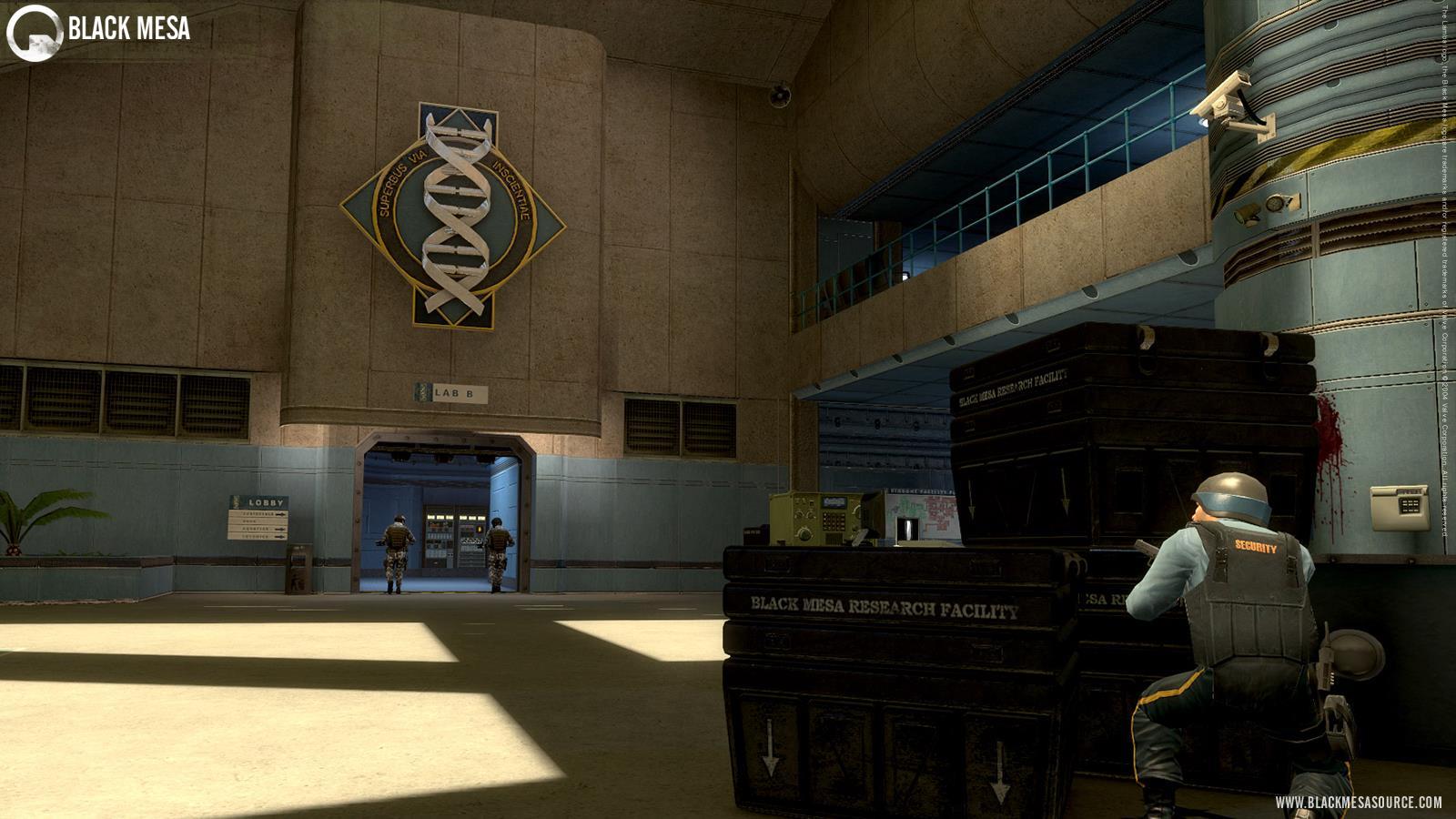 ¿Recuerdan el remake de Half Life llamado Black Mesa?, aun sigue vivo [Screenshots]