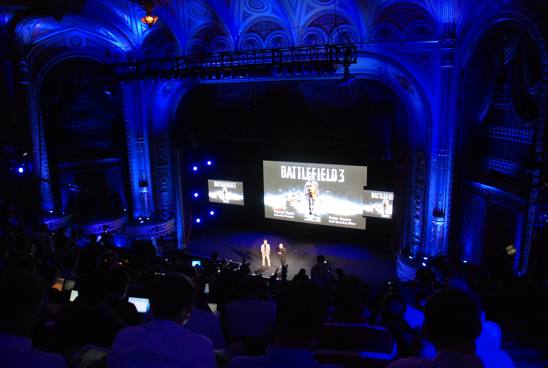 Resumen de la conferencia de EA Games [E3 2012]