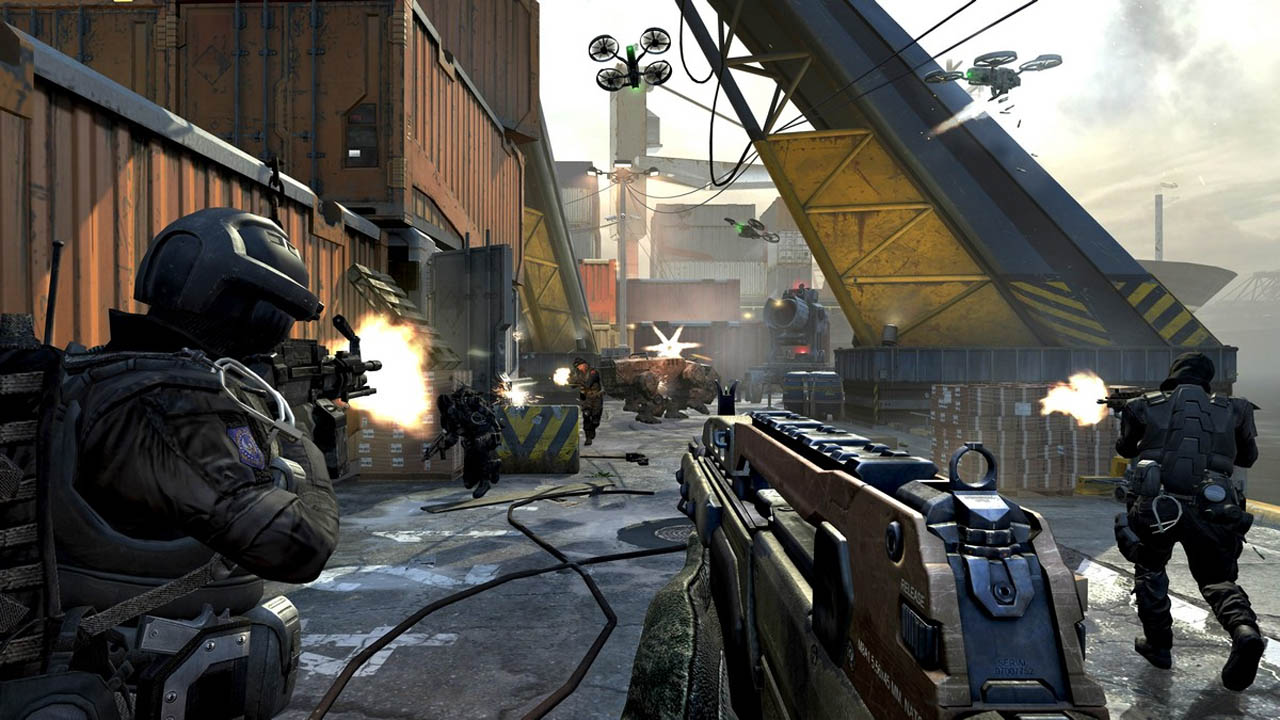 El villano de Call of Duty: Black Ops 2 [Vídeo]
