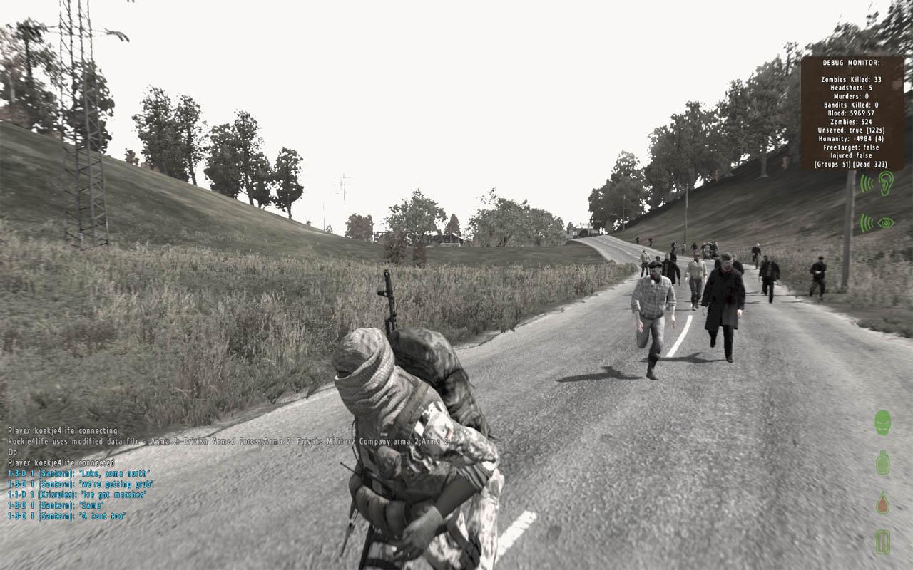 DayZ, el mejor mod de Zombies de la Historia, tiene trailer! ¿Quien lo está jugando? [Video]