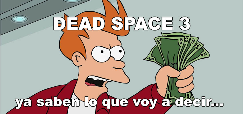 Veinte minutos de Gameplay de Dead Space 3 para babear un rato! [Video]