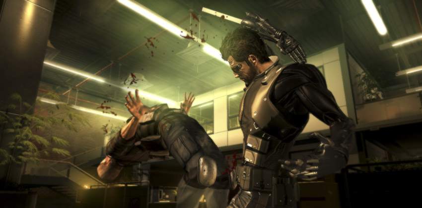 Deus Ex Collection con un 75% de descuento en Steam [Ofertas]