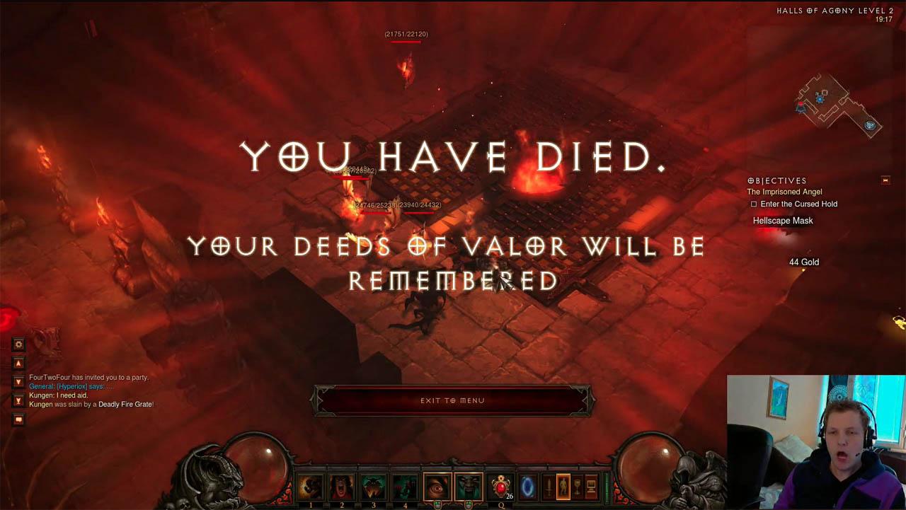 Canadiense-Chino-Mandarin-de-corea es el primero en terminar Diablo III en Inferno Hardcore [Video]