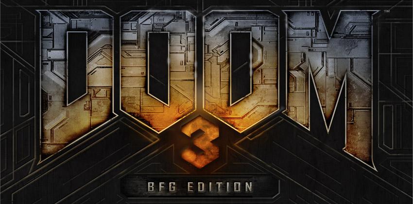 Doom 3 BFG Edition ya tiene fecha de lanzamiento [Anuncios]
