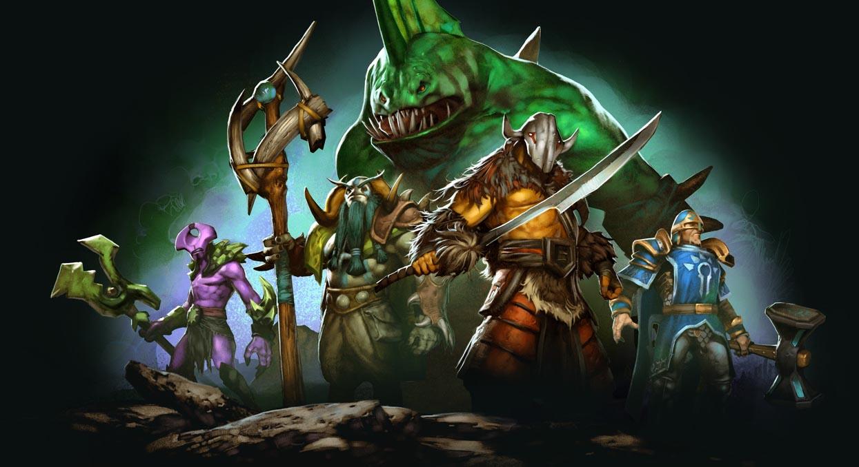 Dota 2 será free2play y ya cuenta con una tienda [Diablo Style]