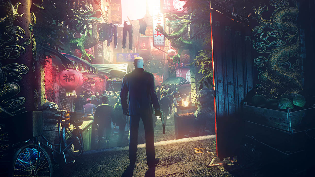 Diez fantásticos minutos de gameplay de Hitman: Absolution! [Video] #E3