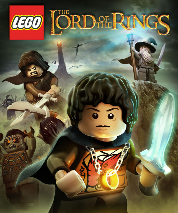 Teaser de LEGO Lord of the Rings [YOU SHALL NOT PASS!!!] #E3