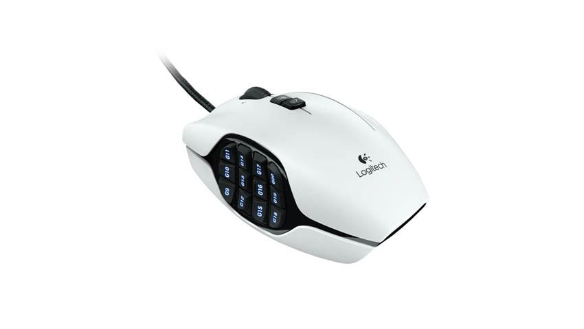 Mouse Logitech MMO G600 para los fanáticos de los MMORPG hace su aparición [Mr. Buttons]