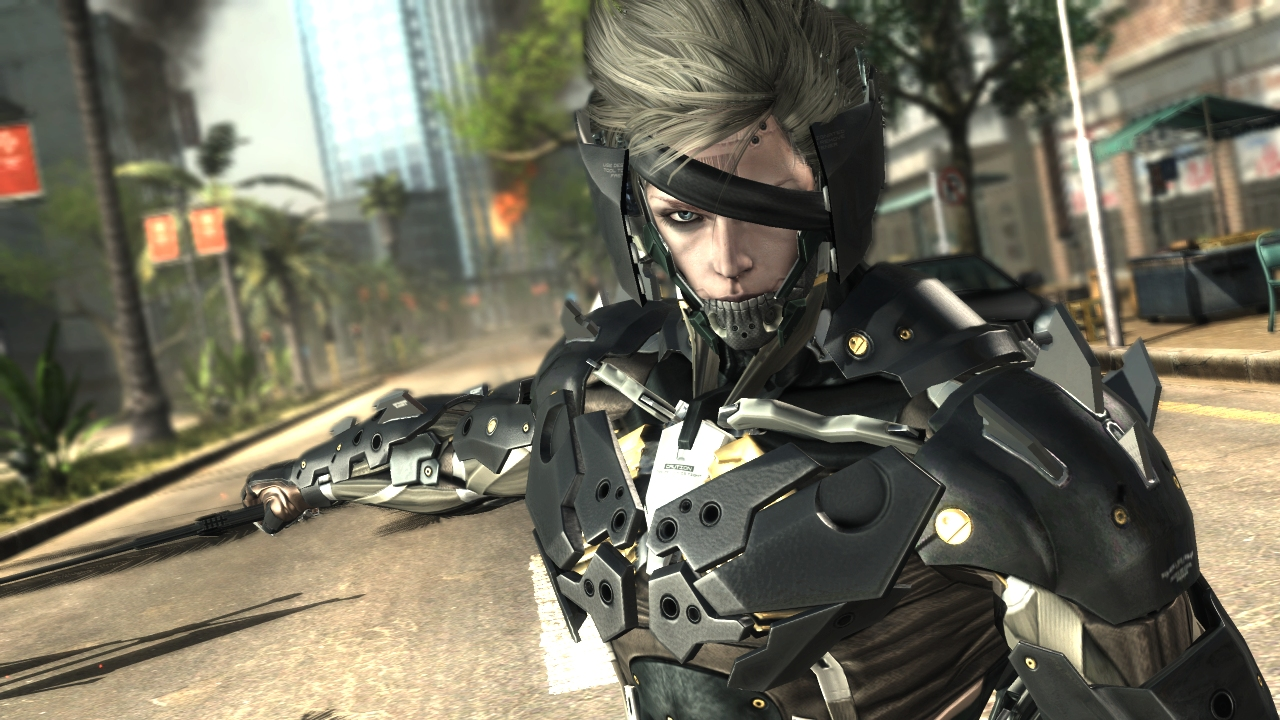 Konami con todo! Metal Gear Rising: Revengeance, Castlevania: Lords of Shadows 2 y Tomb Raider [Videos] #E3