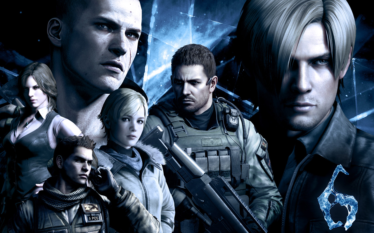 Gameplay de Resident Evil 6 [Zombies are Back!] #E3