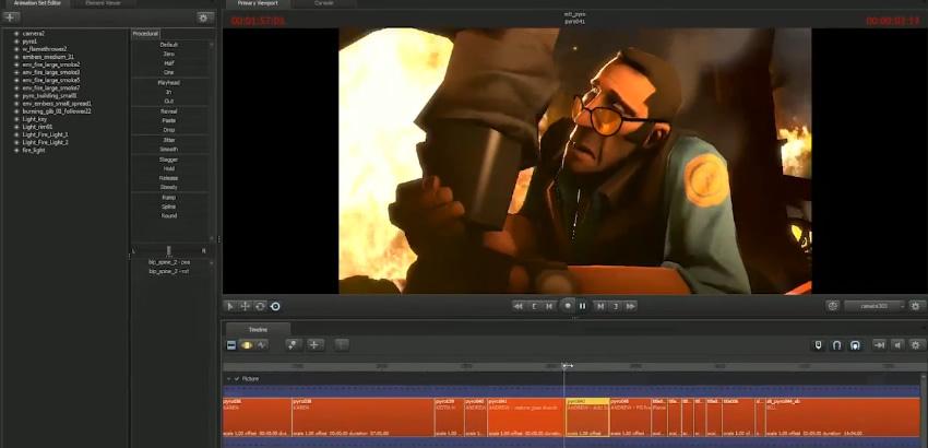 Valve lanza el video Meet The Pyro y anuncia su próxima herramienta Source Filmmaker [Valve]