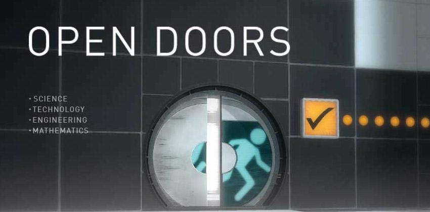 Valve regala una copia de Portal 2 a profesores [Aprender Jugando.. Wiii!]
