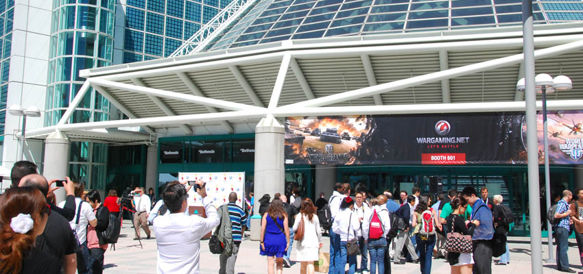 Paseando por la E3: Un sueño hecho realidad y en imágenes HD [LagZero Tour Guide] #E3