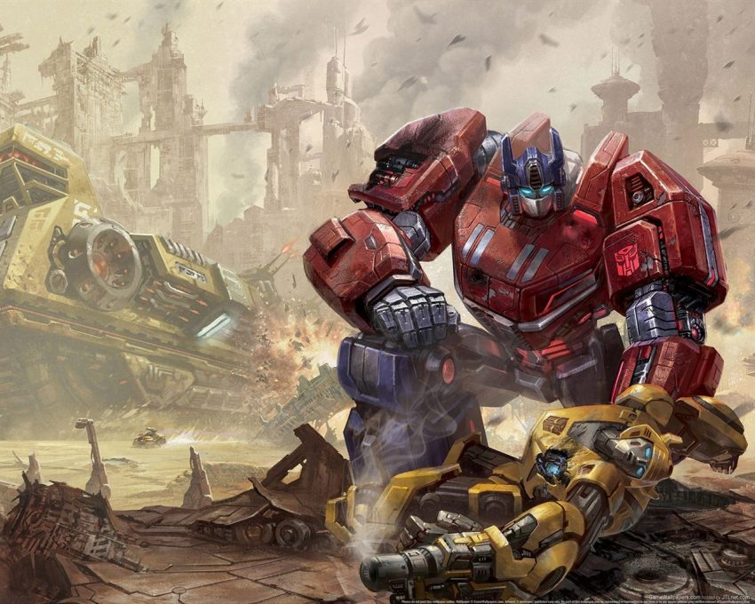 Anunciada la Demo de Transformers: Fall of Cybertron [Lets roll out!]