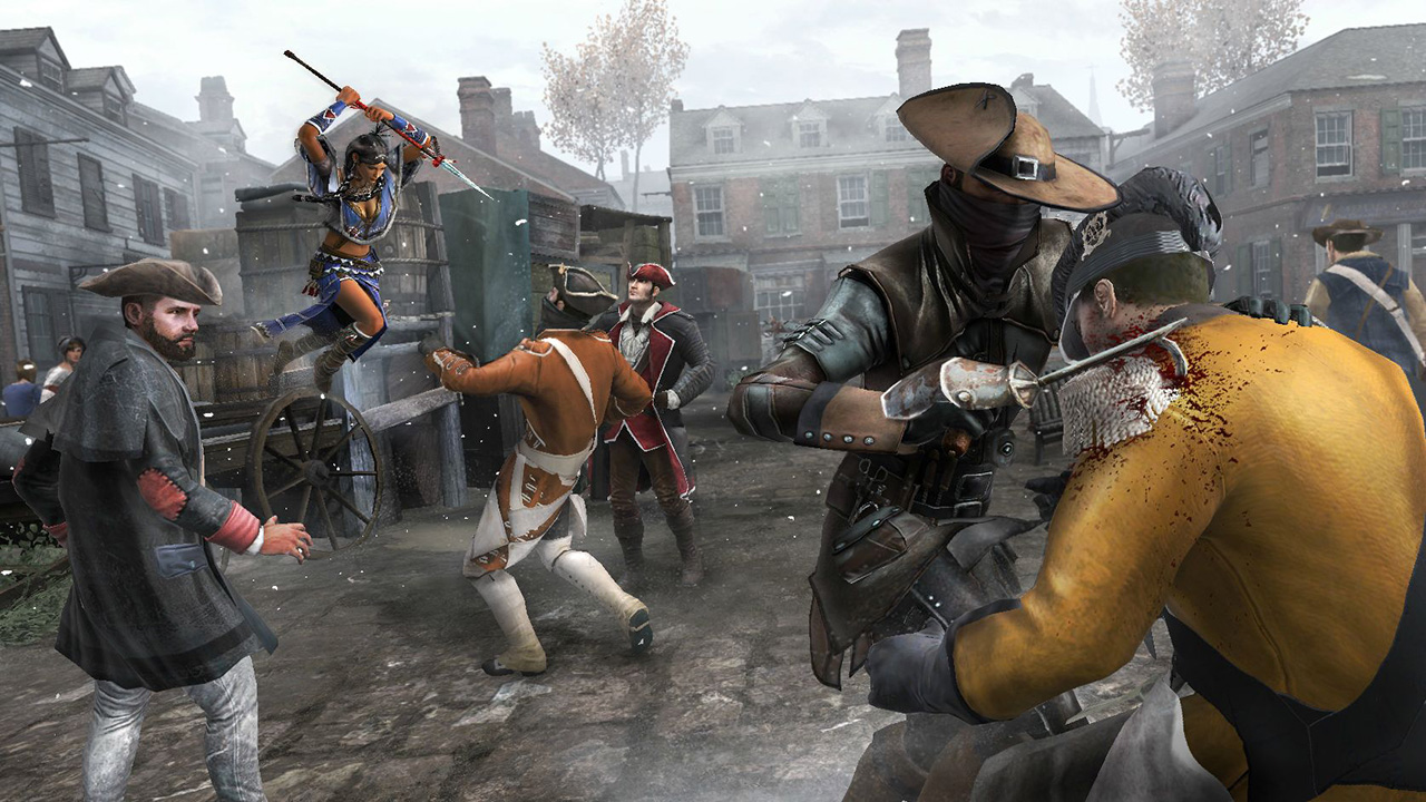 Assassin's Creed III confirma que incluye un modo cooperativo [Anuncios]