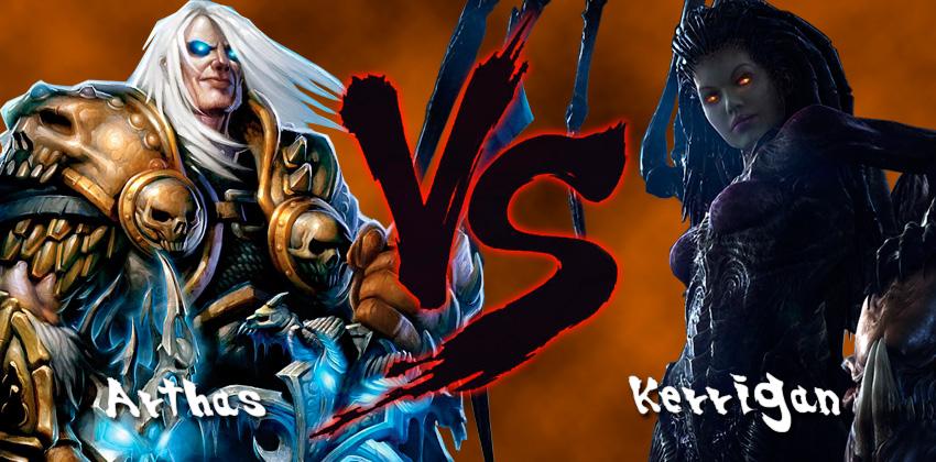 Primer Torneo de Personajes – Ronda 2 / Villanos
