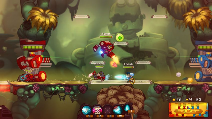 Awesomenauts llegaría a PC [Osom, osom, osoom..nau]