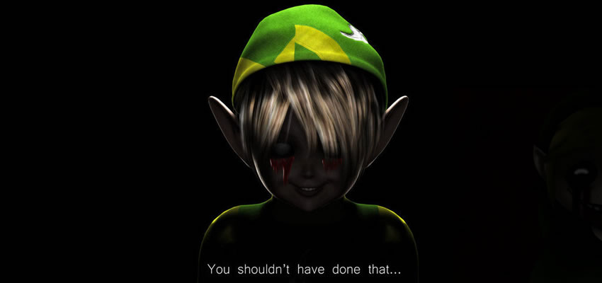 Expedientes Secretos Lagzerianos: Majora's Mask, Ben Drowned