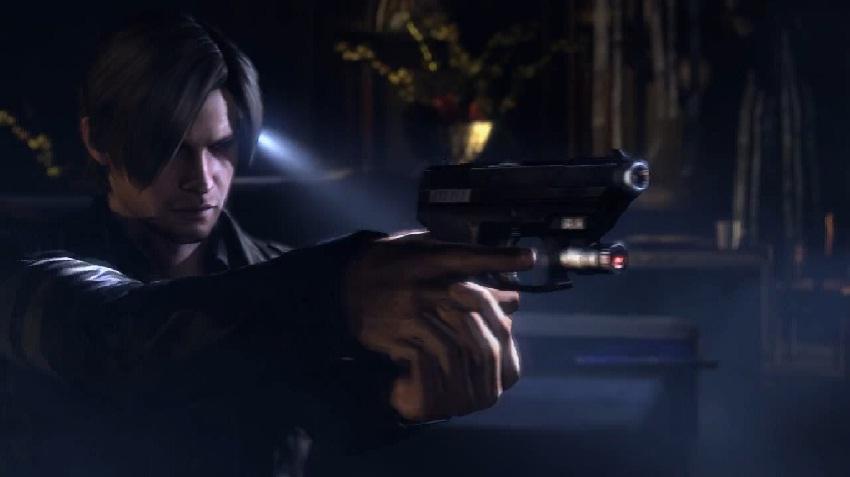 Leon S. Kenedy Resident Evil 6