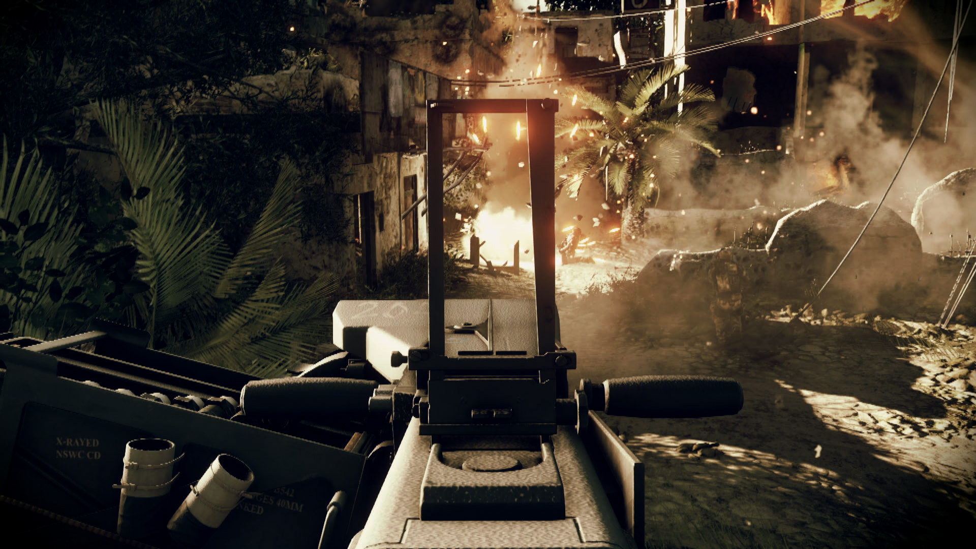 Vídeo del modo multijugador de Medal of Honor: Warfighter [Video]