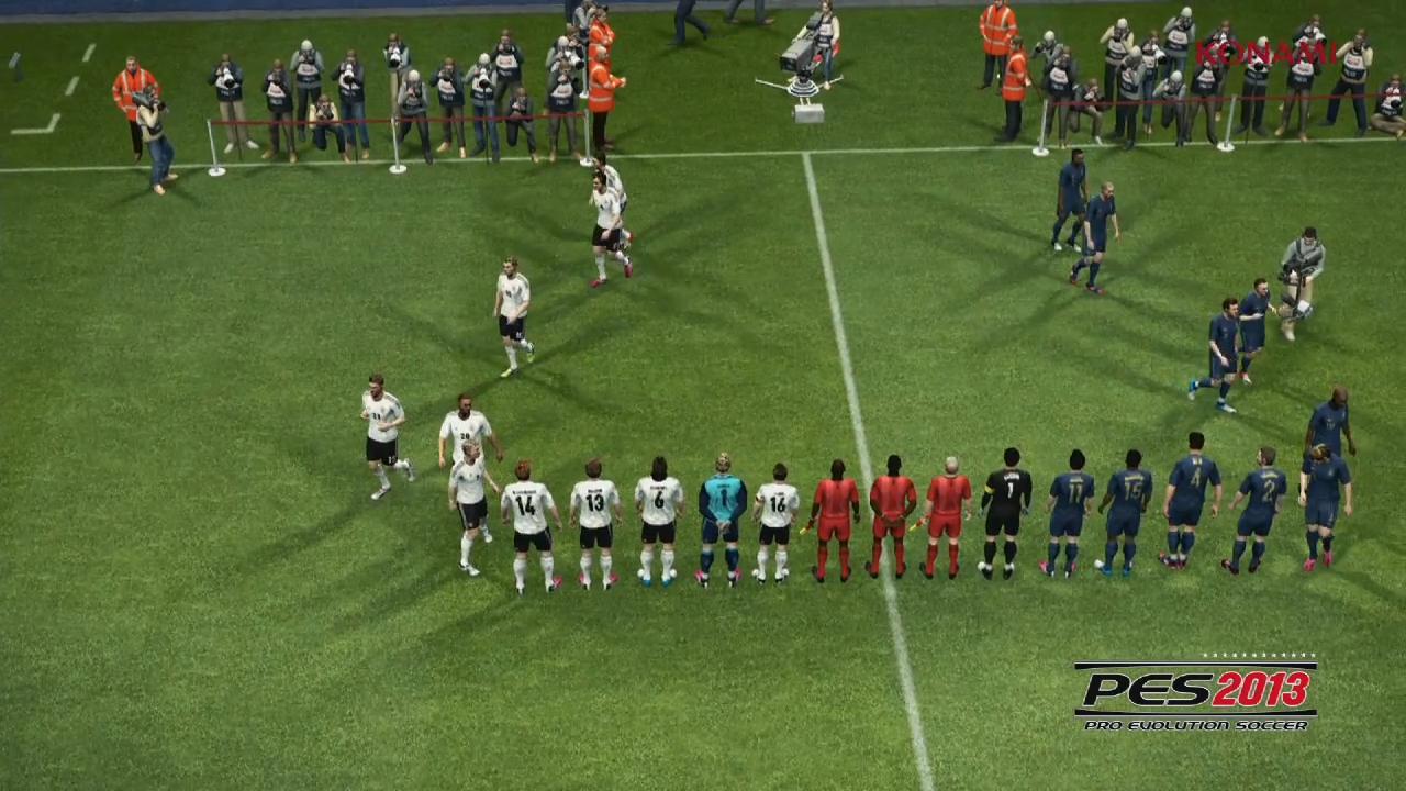 Konami anuncia fecha de lanzamiento del demo de Pro Evolution Soccer 2013 [PES 2013]