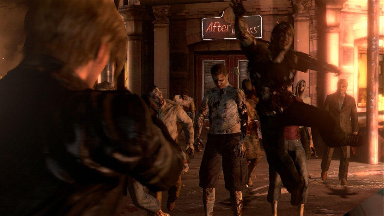 Resident Evil 6 contará con cuatro horas de cinemáticas [WTF!]