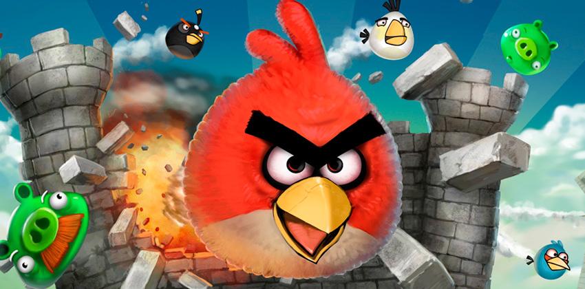 Angry Birds llegará a consolas [Invasión de pajarracos]