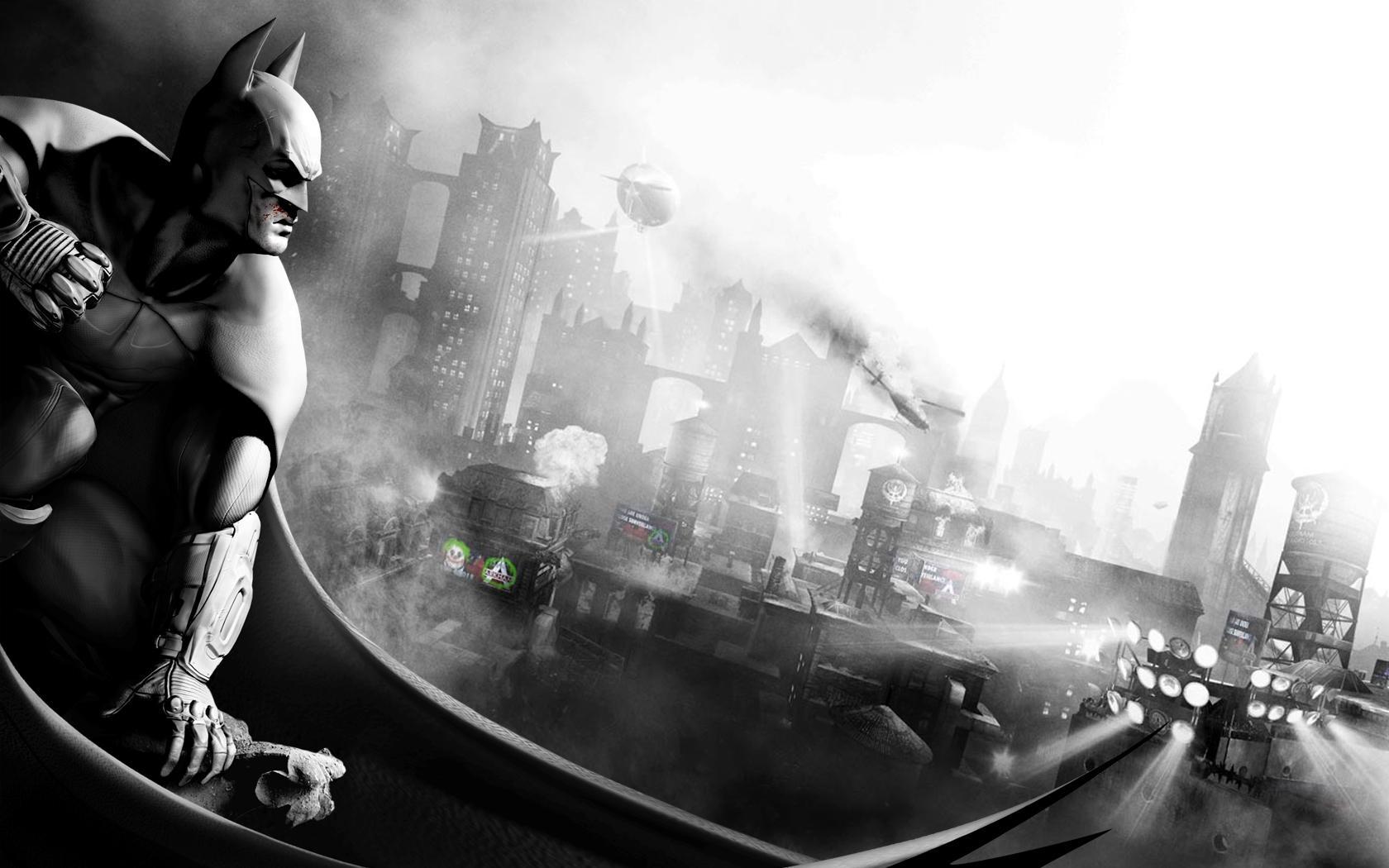 El próximo juego de Batman será una precuela de Arkham Asylum [SANTOS RUMORES BATMAN!]