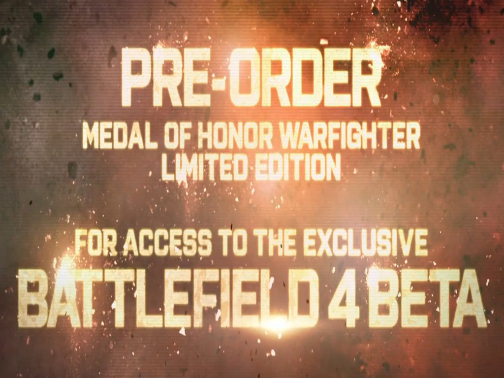 Battlefield 4: Habrá varias formas de acceso a la Beta