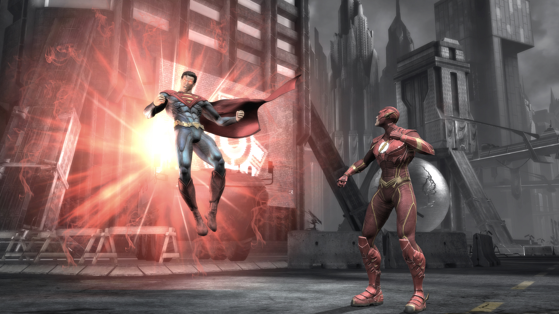 Doomsday estará disponible en Injustice: Gods Among Us [Video]
