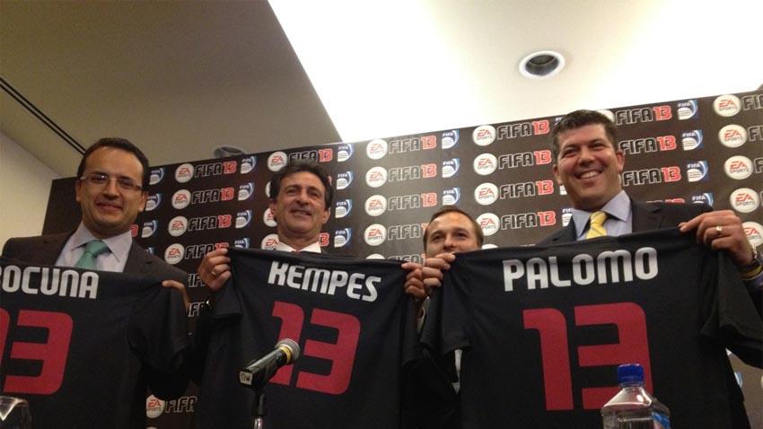LagZero Entrevista: Mario Kempes y Fernando Palomo, las nuevas voces de FIFA 13! [Audio]