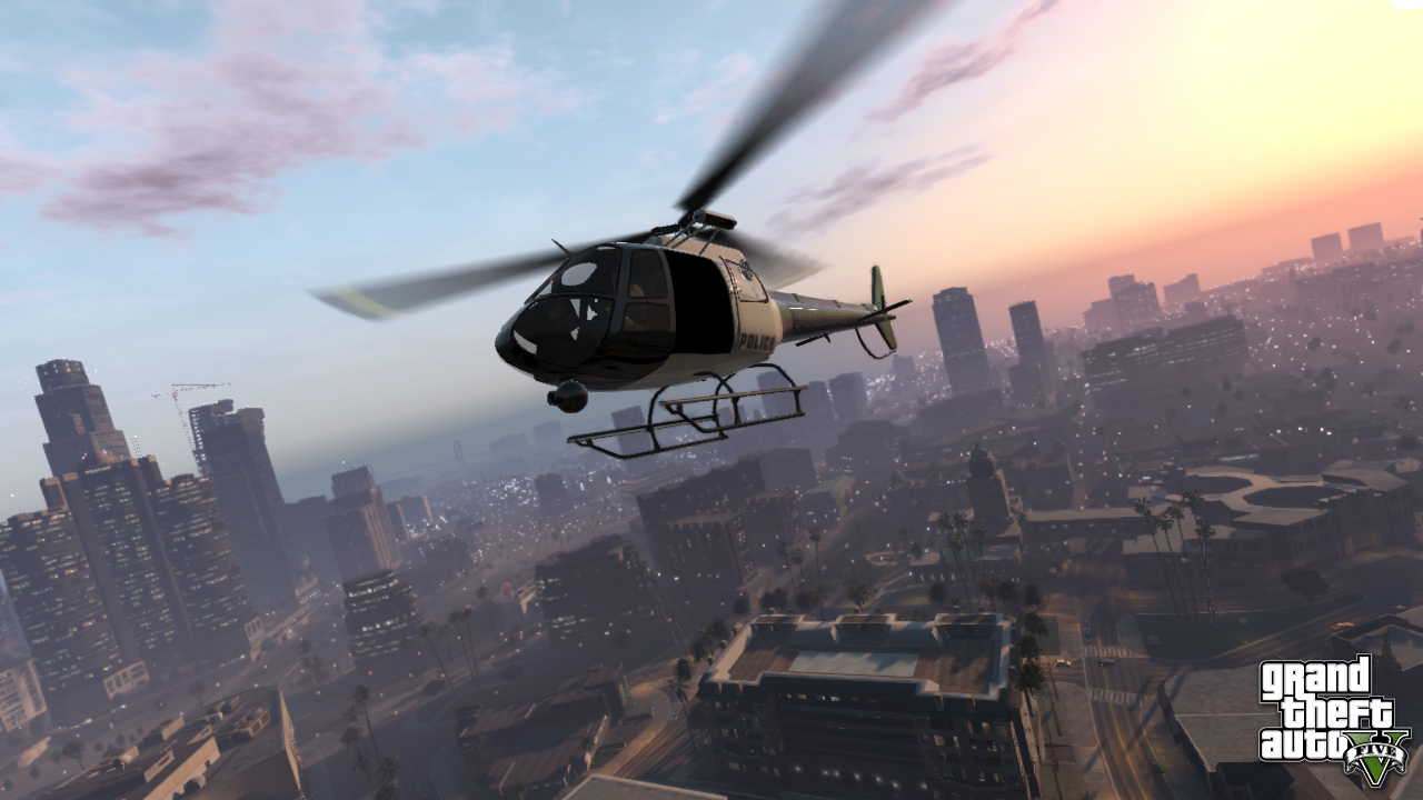 Rockstar publica dos nuevas y estupendas screenshots de Grand Theft Auto V [Screens]