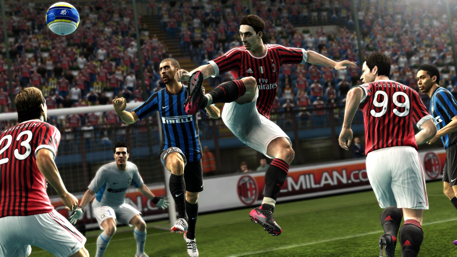 Descarga el demo de Pro Evolution Soccer 2013 para PC y Xbox 360 AHORA YA! [PES 2013]