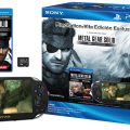 Playstation Vita Metal Gear Solid HD Collection