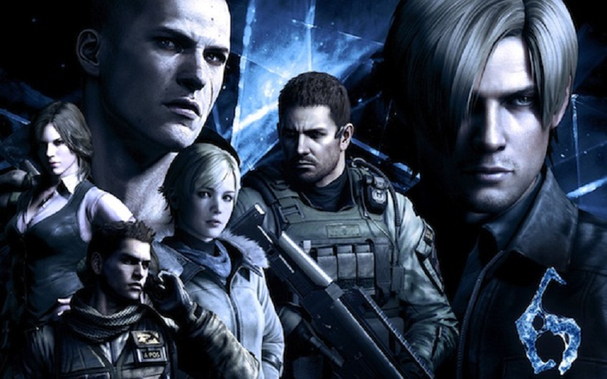Nuevos videos gameplay con comentario de Resident Evil 6 [Comic-Con 2012]