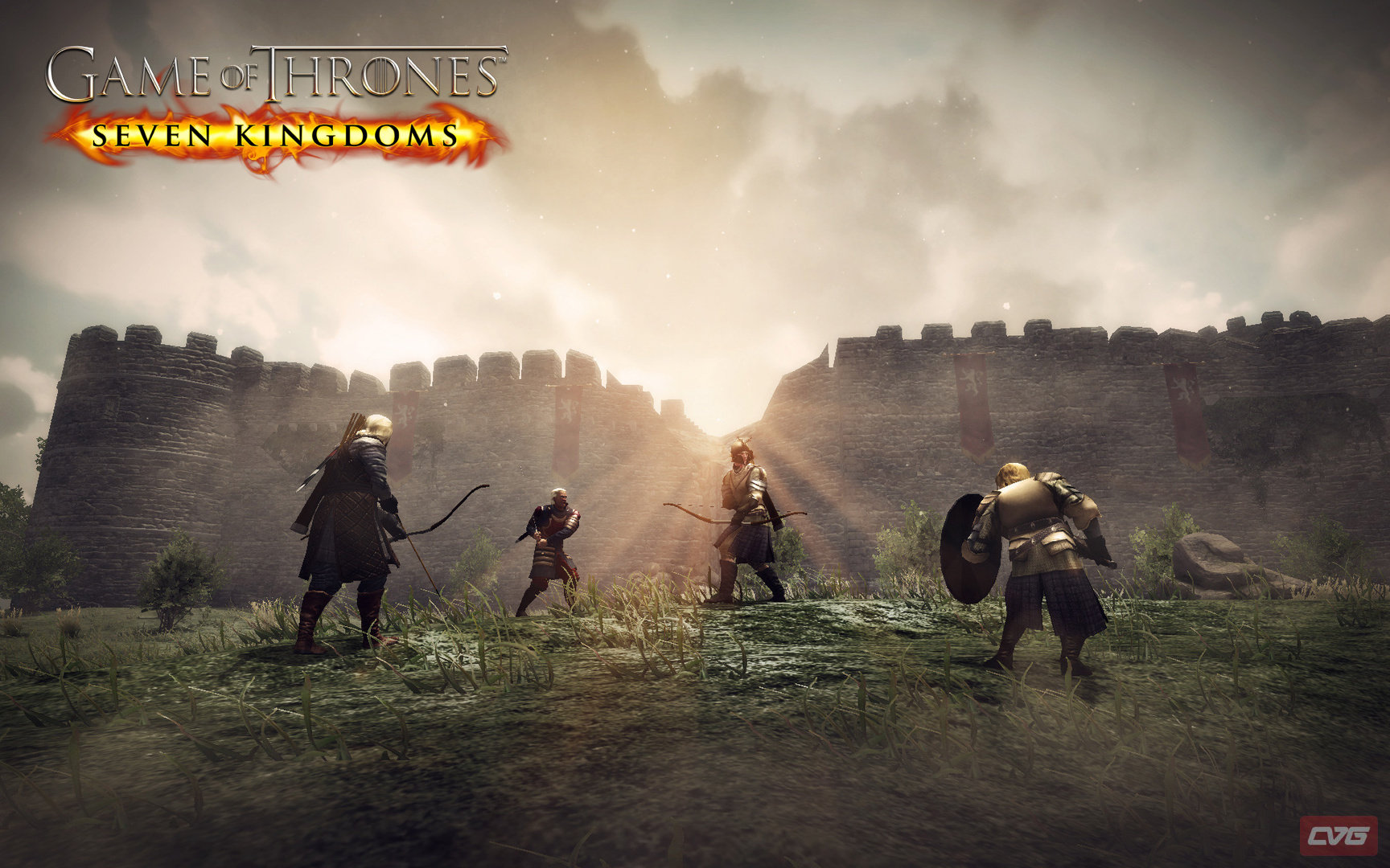 Se viene MMO gratuito de Game of Thrones [ANUNCIOS]