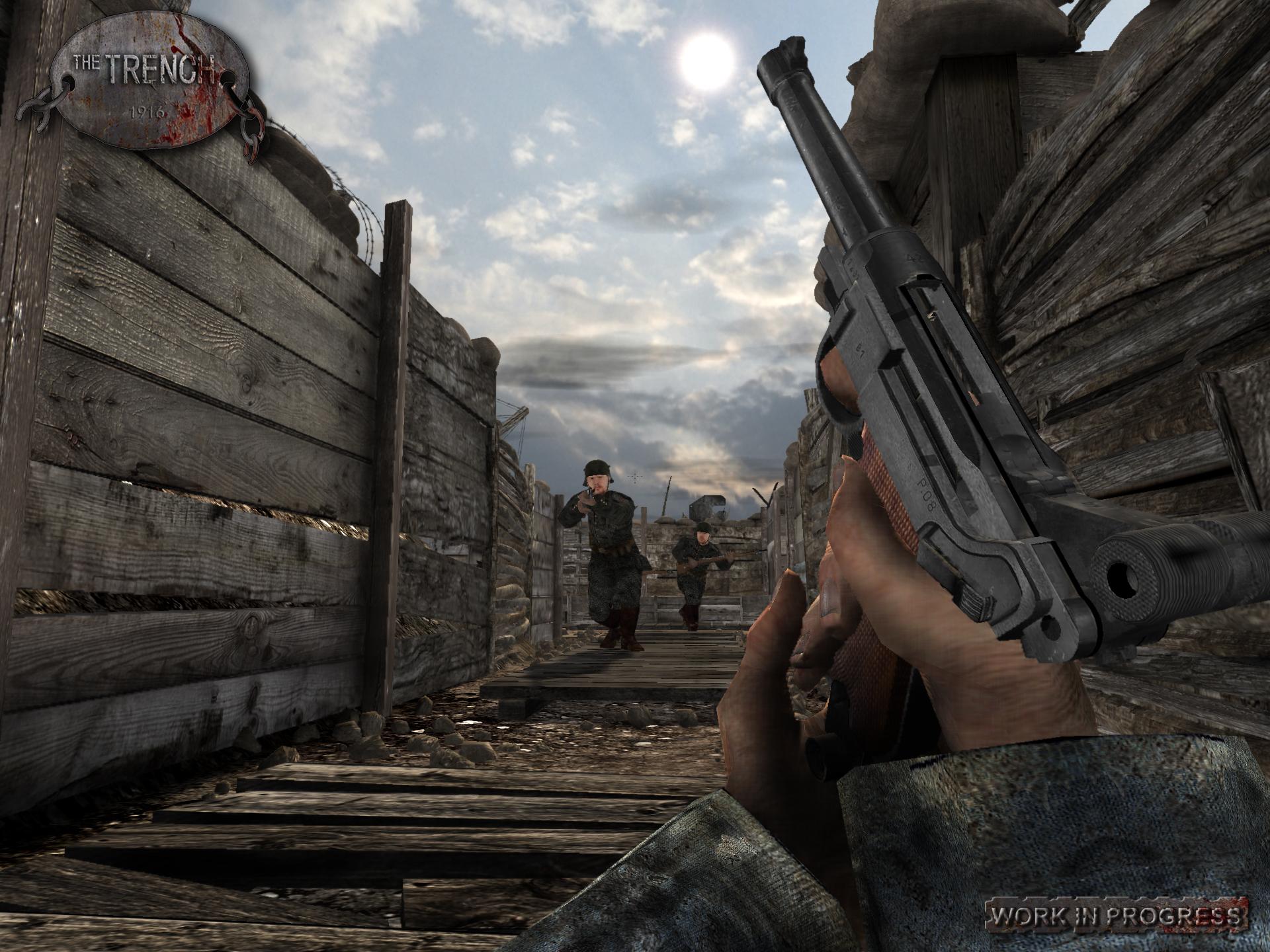 The Trench, te lleva al corazón de la primera guerra mundial [Vídeo]