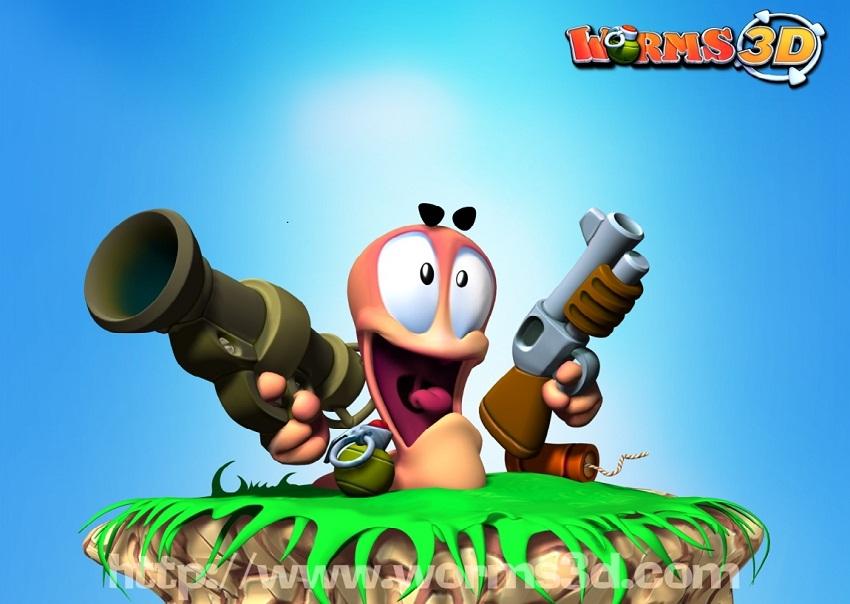 Worms se prepara para su llegada a Facebook [Kamikazeeeeeeeeeeee!!!]