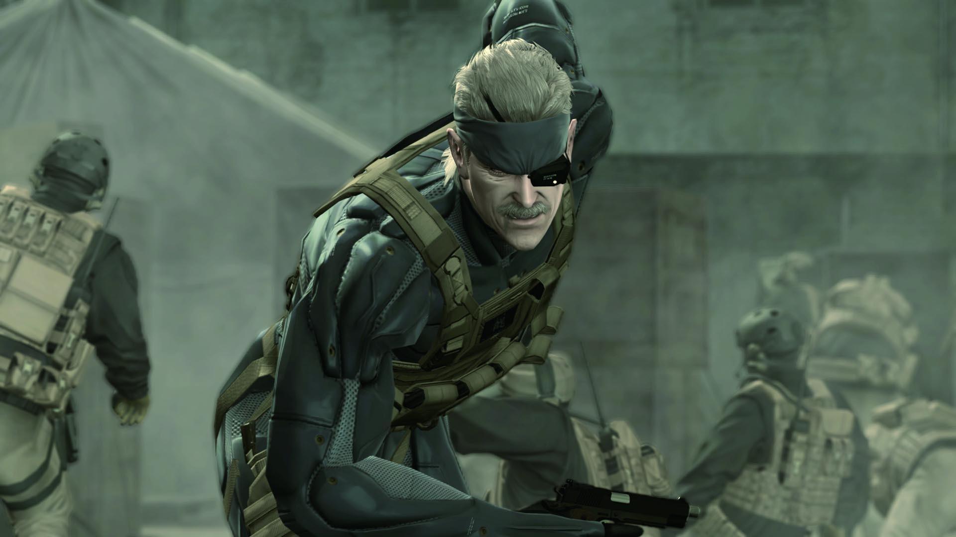 Se confirma la película de Metal Gear Solid [Cine Gamer]