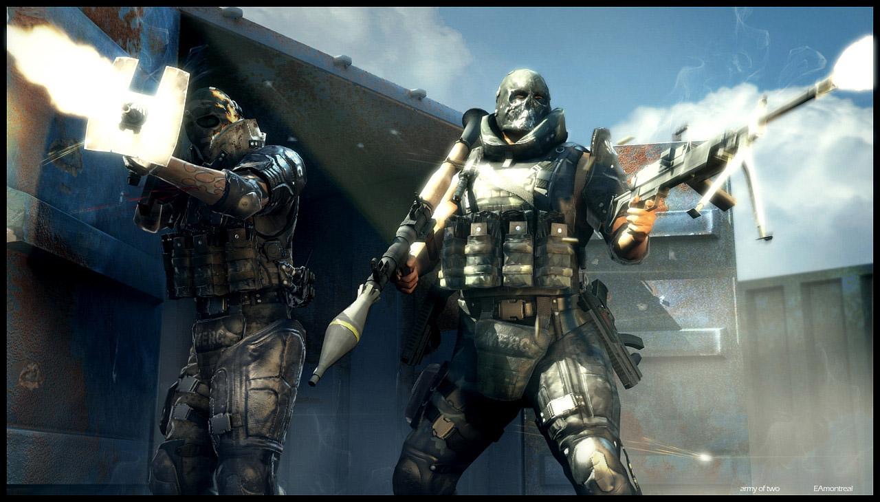 Nuevo Army of Two confirmado por EA [Anuncios]