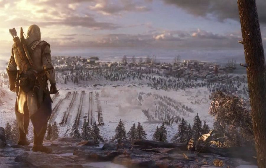 Ubisoft larga la serie Inside Assassin's Creed III [Diario de desarrollo]