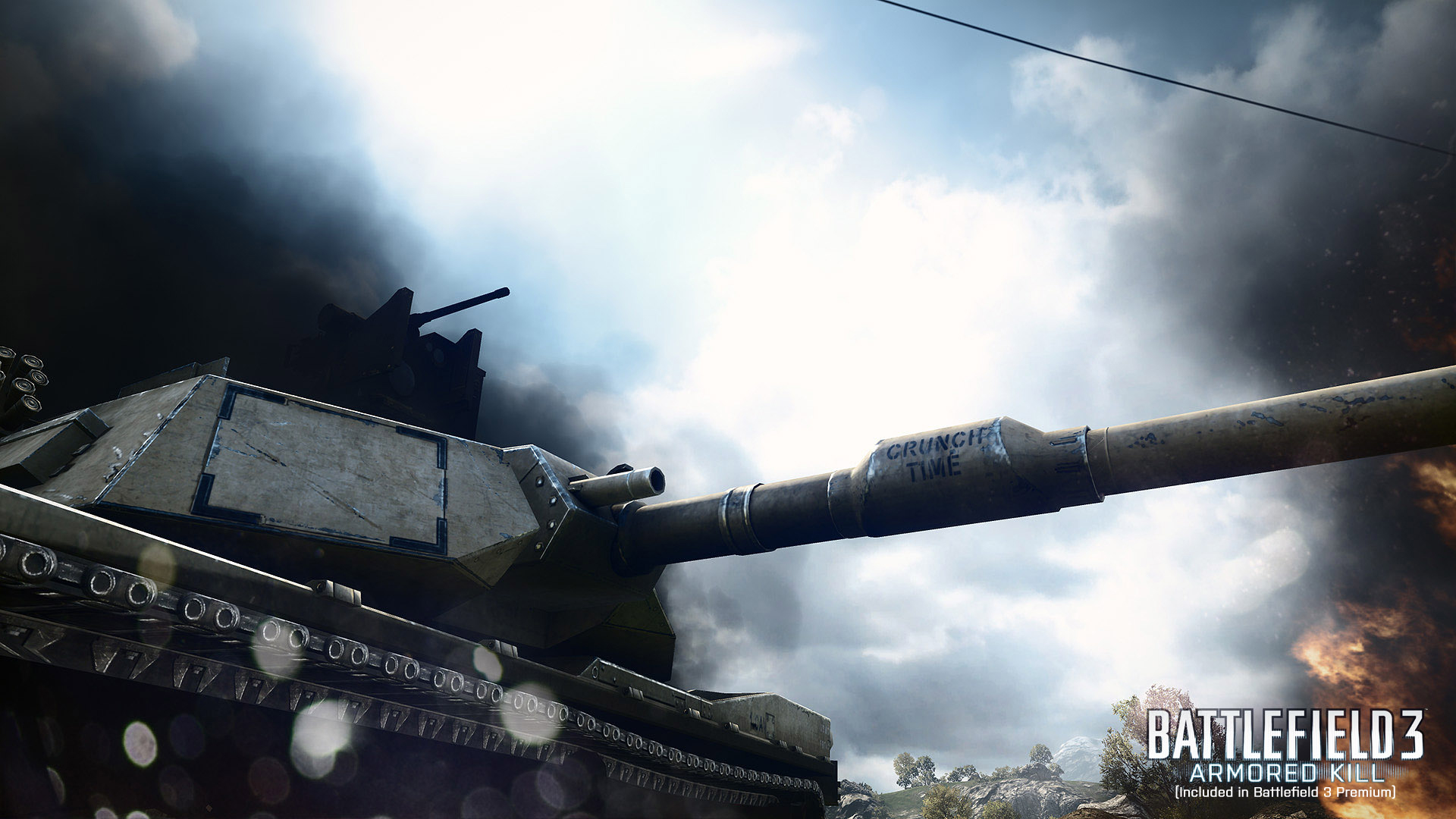 Nuevas screenshots de Battlefield 3: Armored Kill [TANKS… TANKS EVERYWHERE]