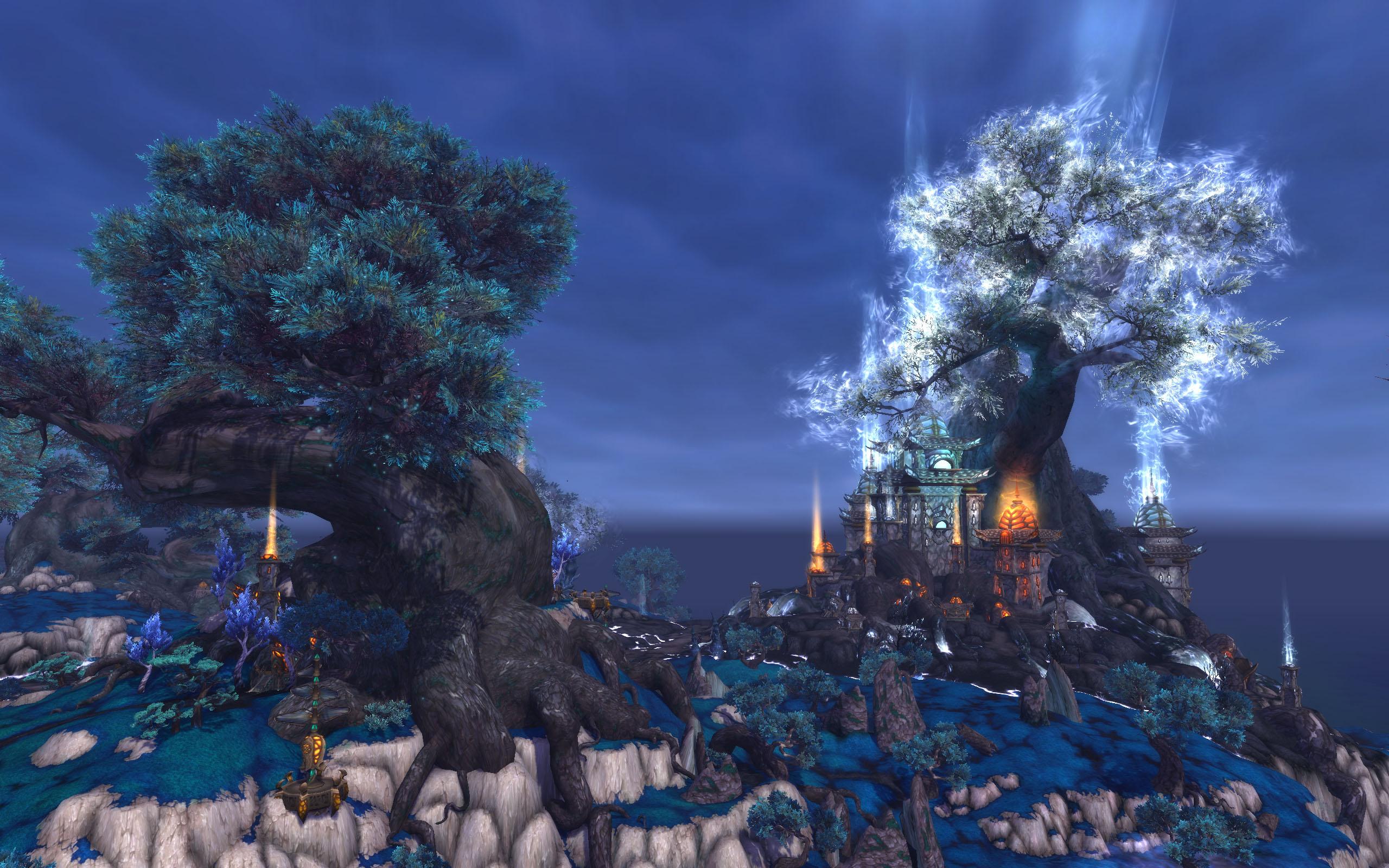 Introducción cinemática de World of Warcraft Mists of Pandaria [Vídeo]